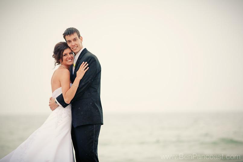 So What If It Rains :: A Beach Wedding At Jean Klock Park