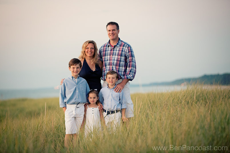 Best beach for Family pictures in Southwest Michigan