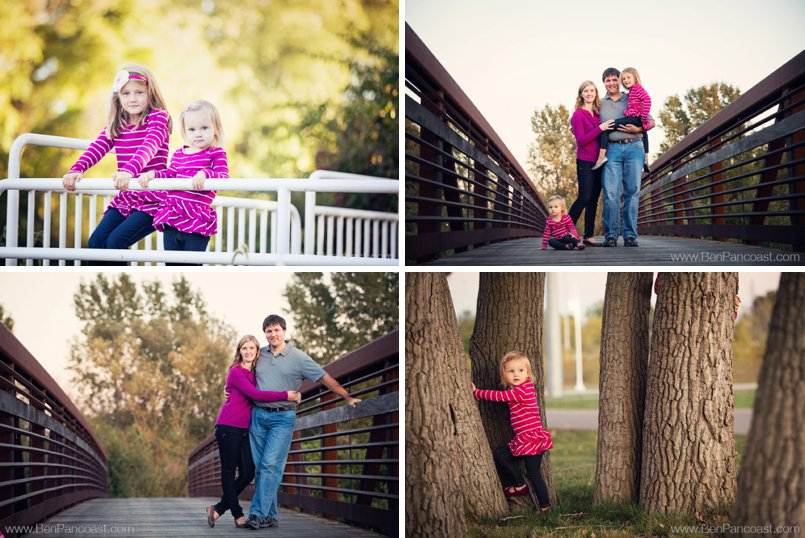 Family photos, Saint Joseph michigan.