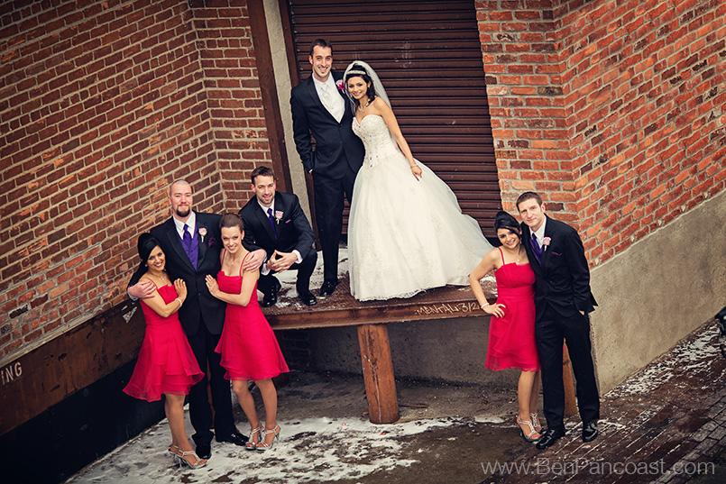 Plymouth Michiagan Wedding Photographer
