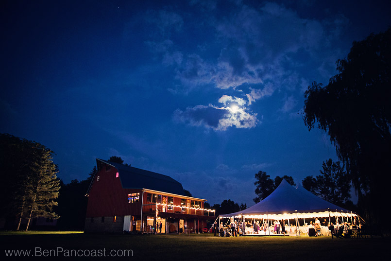 Blueberry Dune Wedding Barn Reception Venue