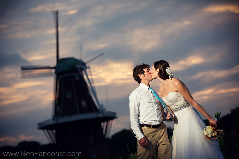 Windmill Island Wedding venue in Holland Mi